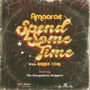 Amaarae - Spend Some Time ft. Wande Coal